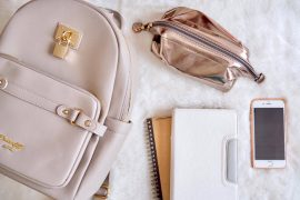 tips for minimalist packing
